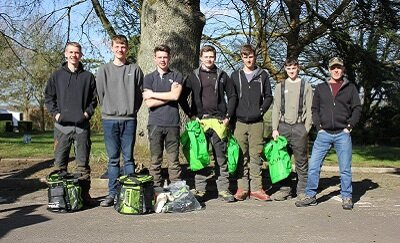 Plumpton College Students Climb To Victory
