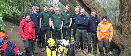Forestry and Arboriculture Department Work with the National Trust