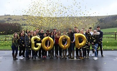 'HIGH AMBITION & CLEAR PLANS' SAYS OFSTED AS COLLEGE RECEIVES GOOD RATING