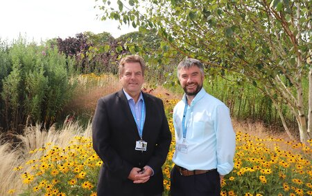 New Horticultural Programme Manager Joins Plumpton