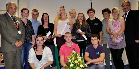 Plumpton College celebrate the success of their Apprentices