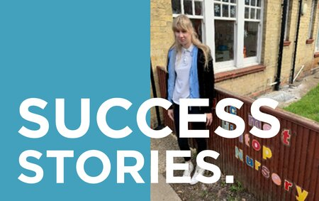 Supported Internship Success Story: Izzy