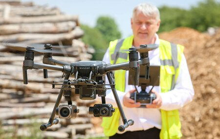 Drones in Agriculture: New Workshop Event
