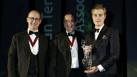 Wine Business Student awarded The Peter and Penelope Duff Memorial Trophy