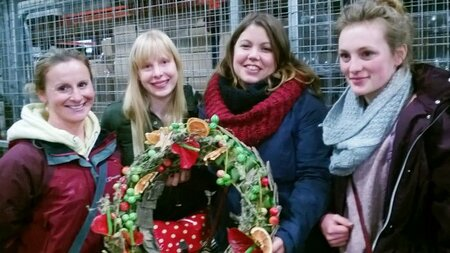 Plumpton Floristry students scoop 1st and 2nd place!