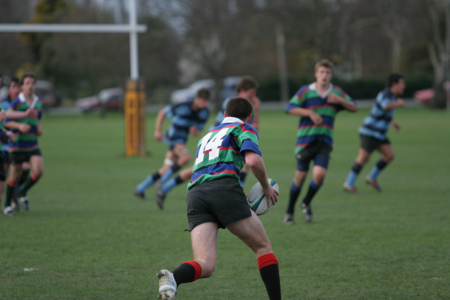 Rugby: Match Report