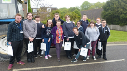 Students organise successful self-run event!