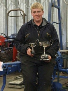 Ploughing Success 2012