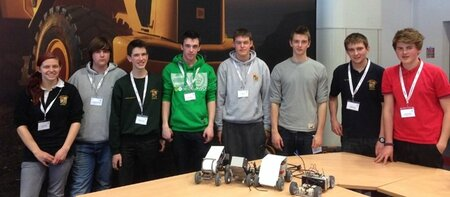 IAgrE and JCB competition results