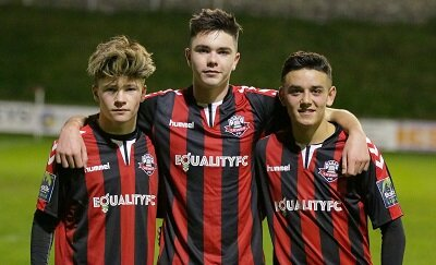 Plumpton College launches football Academy with Lewes FC.