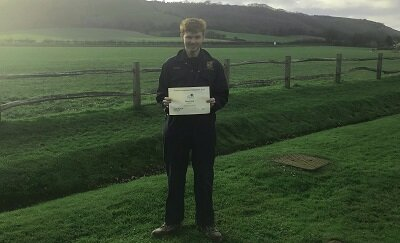 Countryside Management Student wins Top Project Award