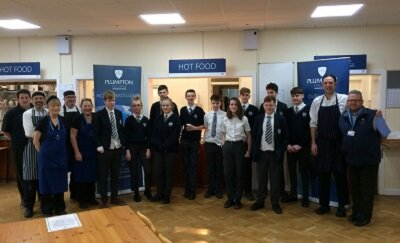 Priory School Celebrates Breakfast with Plumpton College