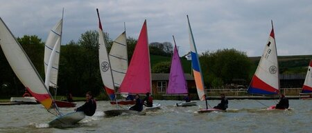 Plumpton Sailing Academy Host First Sailing Regatta at Piddinghoe