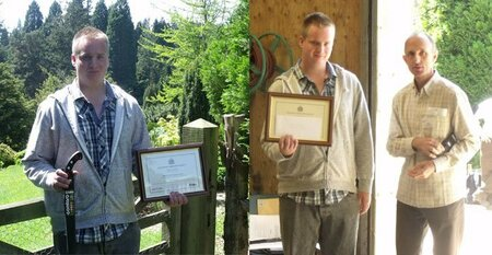 Student Wins Royal Forestry Society Award