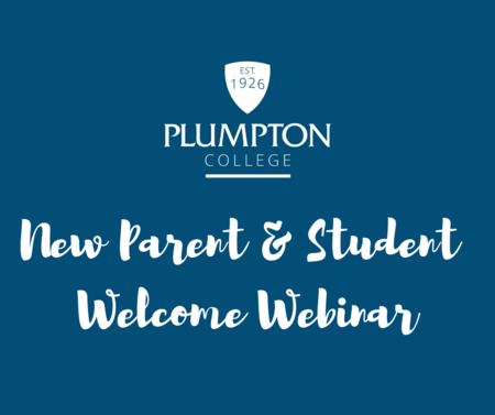 Re-Watch the Parent and Student Welcome Webinar, with Principal, Jeremy Kerswell