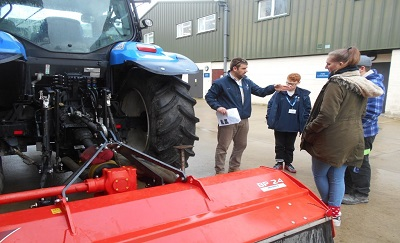 Raising Awareness of Farm Safety